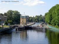 Schleuse Spandau in der Havel