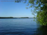 Seddinsee mit Seddinwall