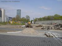 Baustelle A 100 Treptow